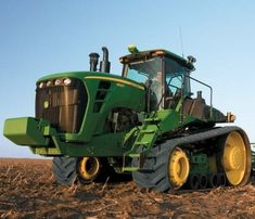 John Deere 9430T, 9530T, 9630T Tracks Tractors Diagnosis and Tests Service Manual (TM2269)