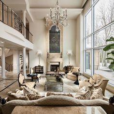 15 Interior Design Ideas of Luxury Living Rooms Living Room Designs, Living Room Decor, Living Rooms, Boho Home, Dream Home Design, Best Interior Design, Studio Interior, Interior Decorating, Luxury Living