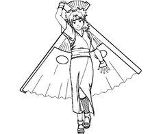 Printable Temari 7 Coloring Page Shikamaru, Gaara, Naruto Uzumaki, Coloring For Kids, Coloring Pages, Naruto Painting, Shikatema, Manga Characters, Doodles