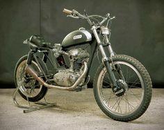 Ducati Scrambler 350. | 8negro
