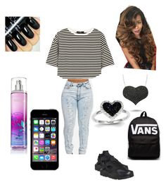 """""""Untitled #37"""" by dreamchetavia on Polyvore featuring TIBI, NIKE, Vans, Amorium, Kevin Jewelers, women's clothing, women's fashion, women, female and woman"""