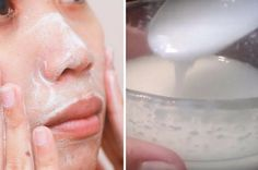 Use coconut oil and baking soda and look 10 years younger-With this natural facial cleanser of coconut oil and baking soda, you'll say goodbye to the wrinkles and the sagging facial skin! Here is a recipe for an incredible natural face cleanser that… Natural Facial Cleanser, Facial Cleansers, Natural Face, Face Cleanser, Moisturizers, Beauty Makeup Tips, Beauty Secrets, Diy Beauty, Beauty Hacks