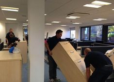#Office_removals can be a harrowing time for the business owner and support from experienced removalists can help reduce the burden and stress.