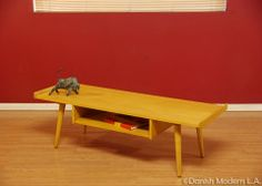Russel Wright Coffee Table for Conant Ball