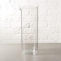 Beaker Large Glass Pitcher - $7.95
