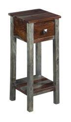 75309 One Drawer Pedestal Table