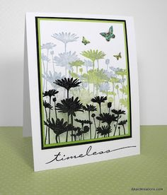 djkardkreations: Clean & Simple Card Making 2, Days 7 and 9 ~ Washi Paper and Oopsie Poopsie