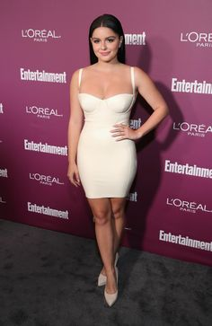 Ariel Winter & Boyfriend Levi Meaden Join 'Modern Family' Stars at Pre-Emmys Party!: Photo Ariel Winter hits the red carpet with boyfriend Levi Meaden at the 2017 Entertainment Weekly Pre-Emmy Party on Friday (September at Sunset Tower Hotel in West… Ariel Winter Boyfriend, Ariel Winter Hot, Ariel Winter Bikini, Arial Winter, Ariel Dress, Winter Photos, Latex Dress, Latex Outfit, L'oréal Paris