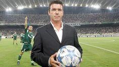 Dimitris Saravakos-Panathinaikos FC 12 Gate, Soccer, Football, Heart, Futbol, Futbol, Portal, European Football, European Soccer