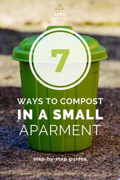 7 methods for with or without worms, composting, Countertop Composting, Freezer & Blender composting! If you don't know how to start, we will show you how to make your own It is a complete guide on how to start How To Start Composting, Composting Methods, Composting At Home, Worm Composting, How To Compost, Bokashi, Eco Friendly House, Compost, Gardens