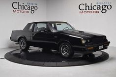 nice 1987 Buick Grand National - For Sale View more at http://shipperscentral.com/wp/product/1987-buick-grand-national-for-sale-3/