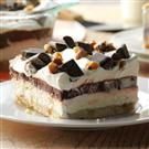 Easy Four-Layer Chocolate Dessert