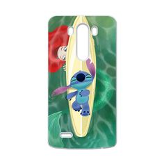 Stitch The Little Mermaid Case for LG G3