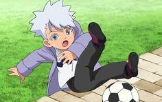 Litle Boy, Inazuma Eleven Go, Hot Boys, Hearts, Manga, Yellow, Cute, Anime, Cell Phone Wallpapers