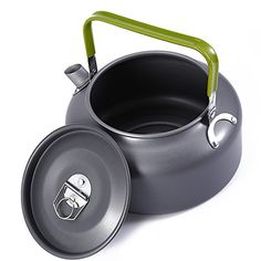 Introducing Outdoor Kettle Camping Cookware Water Pot Tea Kettle With Mesh Bag Travel Hiking Cooking Tool 08l. Great product and follow us for more updates!