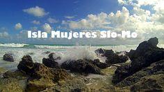 #IslaMujeres Mexico Waves HD Slo-Mo