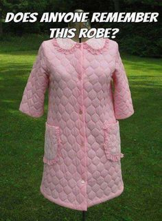 Dressing Gown.