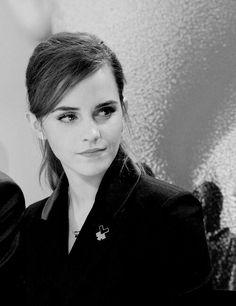 Emma Watson, Davos, Switzerland 05 January 2015 #HeForShe Campaign
