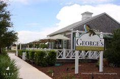 George's restaurant @ Alys Beach ~ Santa Rosa Beach, Florida, SoWal, South Walton County, Scenic Highway 30-A