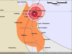 Tropical Cyclone Hits Australia As 'One Of The Most Powerful Storms' In 'Living Memory'