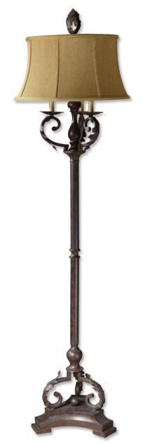 Manor floor lamp