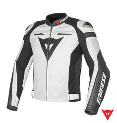 Dainese Leather Jacket Super Speed C2 Pelle - front