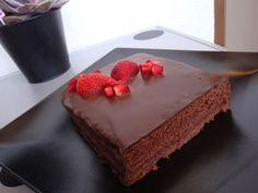 Receta de Tarta Sacher... Para hacer adaptación en cupcakes!