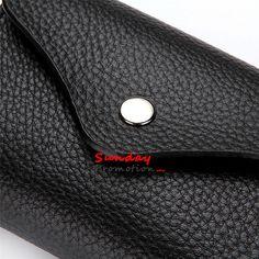Best RFID Blocking Wallet for Men Real Leather RFID Credit Card Holder. Wholesale at www.sundaypromotion.com