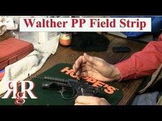 Walther PP (Police Pistol) Field Strip - YouTube Find our speedloader now! http://www.amazon.com/shops/raeind