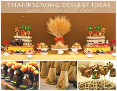 thanksgiving desserts - Google Search