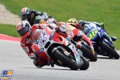 Andrea Dovizioso, 2015 American MotoGP Grand Prix, MotoGP