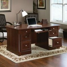 Executive Office Desk - 13443 and more Office Desks