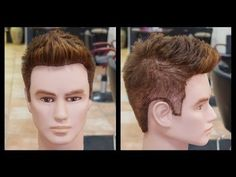 Men's Haircut Tutorial Step by Step - TheSalonGuy