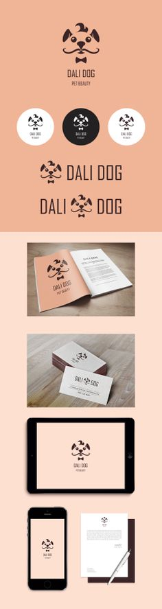 멋쟁이 달리독  (Logo Design By Conoi)