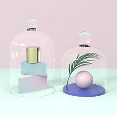 Anny Wang, pastels