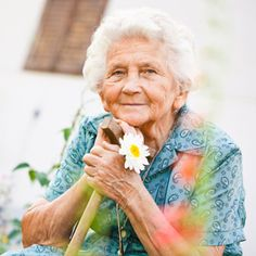 Gardening is one of the most popular activities among the aging, and for good reason: It's an aerobic, stimulating and restorative form of exercise. Popular Hobbies, Sensory Garden, Senior Activities, Elderly Care, Young At Heart, We Are The World, Senior Living, Aging Gracefully, Alter