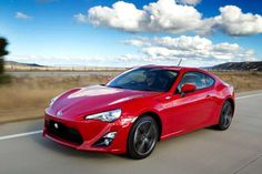 On the Toyota 86 2.0 High 6AT, Geargirl says: