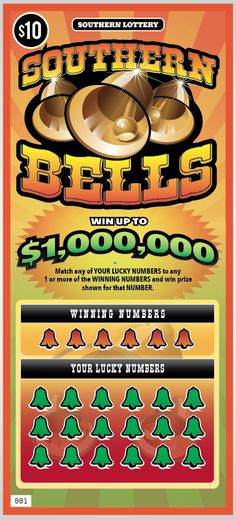 Conceptual Illustrator-based artwork for a scratch-off lottery ticket. #lottery