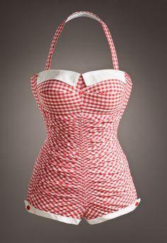 United States, California, late 1930s Costumes; principal attire (entire body) Cotton