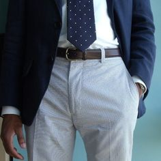 searsucker men pants