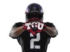 New TCU Football Uniforms