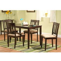 Stratton 5piece Dining Set >>> Continue to the product at the image link.Note:It is affiliate link to Amazon.