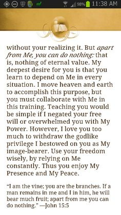 September 6 - Jesus Calling by Sarah Young