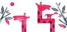 Les Girafes - Florian Pigé