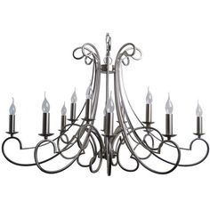 Found it at Wayfair - Chantelle 12-Light Candle-Style Chandelier