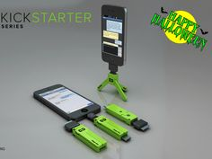 ChargeDrive: The utilitarian device for your phone! by Idris Sunmola — Kickstarter