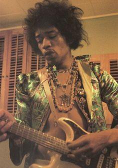 Jimi Hendrix [1942-1970]