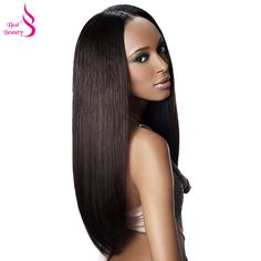 Clip In Remy Human Hair Extensions Full Head Virgin Malaysian Clip In Hair Extension Dark Brown Colored Clip In Hair Extensions