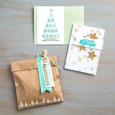 Stampin' Up! Christmas Bliss Photopolymer Stamp set - Christmas in July! A sneak peek from the upcoming 2014 Holiday catalog is now available to order.