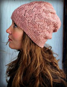 Ravelry: Ribbons and Chrysanthemums Hat pattern by Sara Setters